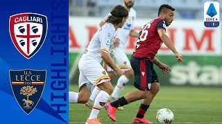 Cagliari 0-0 Lecce | The Post Denies Lecce a vital three points! | Serie A TIM