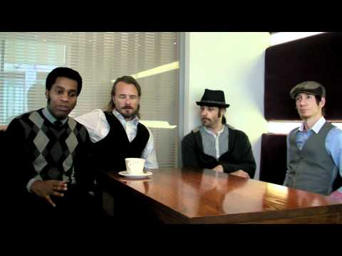 VINTAGE TROUBLE interview [part 1/2]