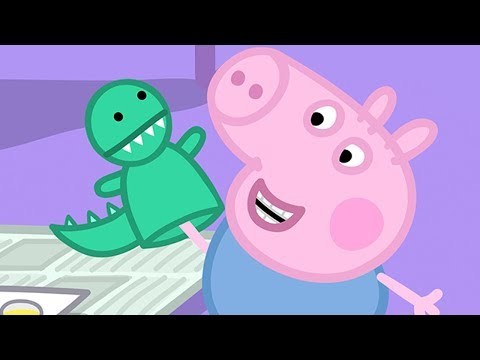 小猪佩奇 第一季 | 第3集 - 克洛伊的木偶表演 | 粉红猪小妹 Peppa Pig Chinese | 动画