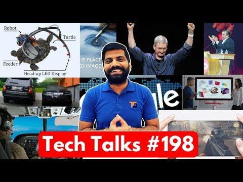 Tech Talks #198 - iPhone 9, Zenfone Live, S8 Hack, Walking Password, Google Jamboard