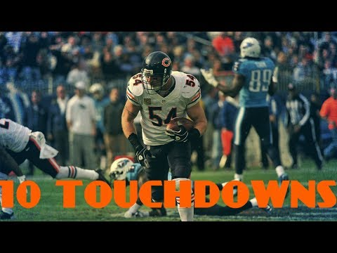 2012 Chicago Bears Defensive Touchdowns