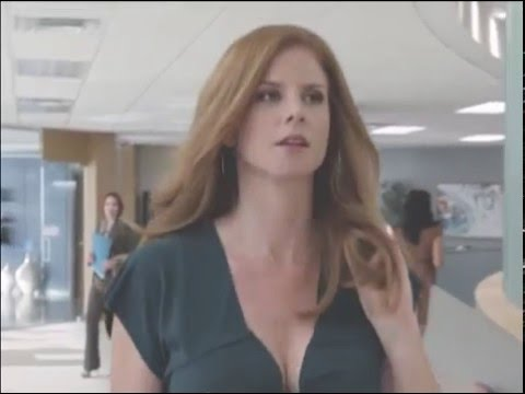 Suits - Donna bumping Boobs 1080