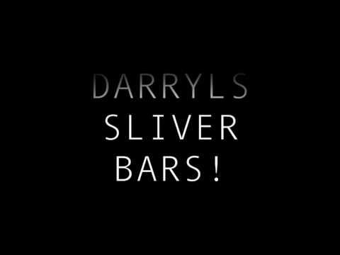 Darryls Silver Bars