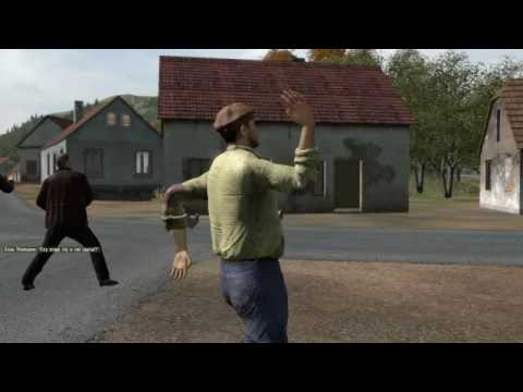 Dancing, workout, punching moves from A2 to A3? - ARMA 3 - MODELLING