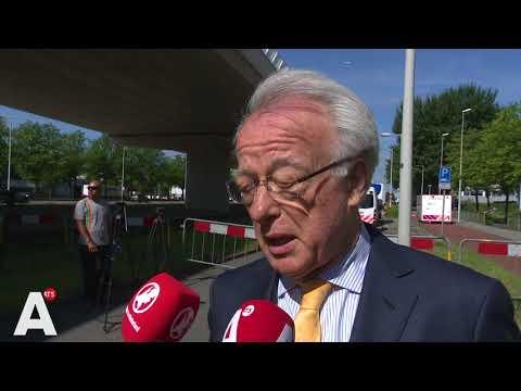 Van Aartsen in gesprek met OM over extra beveiliging media
