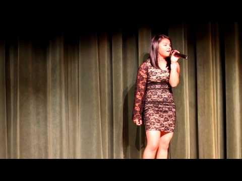 "Talent Show 2012 ""One and Only"" by Adele"