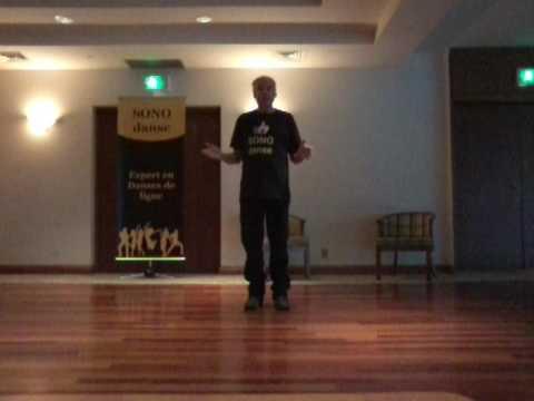 Continental 1 un SONO danse Guy Choquette cours de danses en ligne