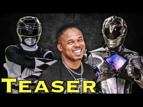 : Best Black Ranger  feat. Walter Jones Power Rangers