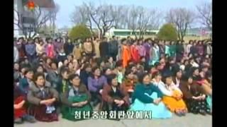 Краткий обзор празднования 101-го Дня рождения Ким Ир Сена