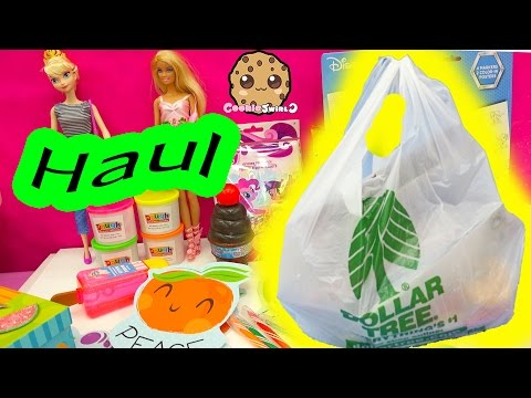 Dollar Tree Store Toys Haul Of My Little Pony, Yum Scented Bubbles, Craft Kits + More - Cookieswirlc