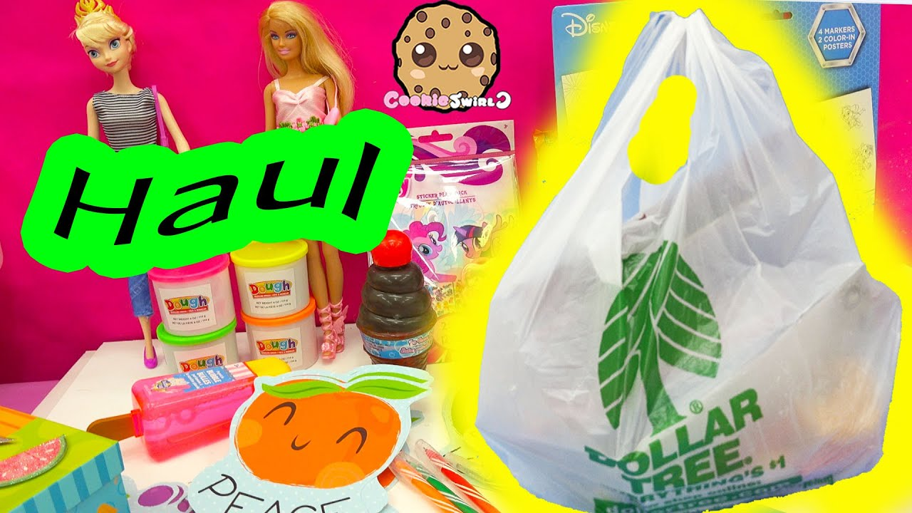 Dollar Tree Toys : Dollar tree store toys haul of my little pony yum scen