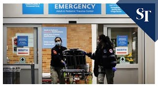 US coronavirus deaths top 100,000: Reuters tally