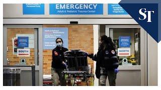 US coronavirus deaths top 100,000: Reuters tally