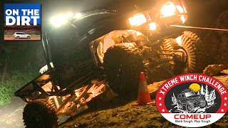 4WD Winching Action - Xtreme Winch Trucks - XWC Friday Night Full Story