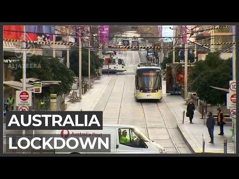 Australia: Lockdown reinstated