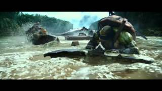 Черепашки ниндзя 2 | Русский Трейлер 2 [1080p] [2016]