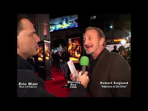 Freddy Krueger: Robert Englund & Eric Blair talk Christina Ricci 2004
