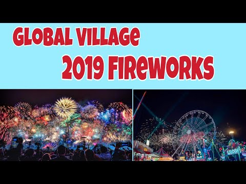 My Global Village 2019   #TourDubai
