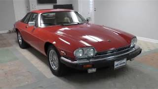1989 Jaguar XJS Review and Test Drive by Bill - Auto Europa Naples AENaples.com XJ-S