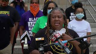 Black Lives Matter OKC issues demands