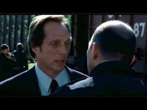 Alex Mahone (William Fichtner) - Prison Break
