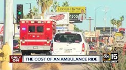 The surprising cost of an ambulance ride