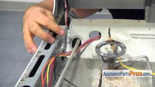 Range Oven Thermostat (part #WB20K8) - How To Replace