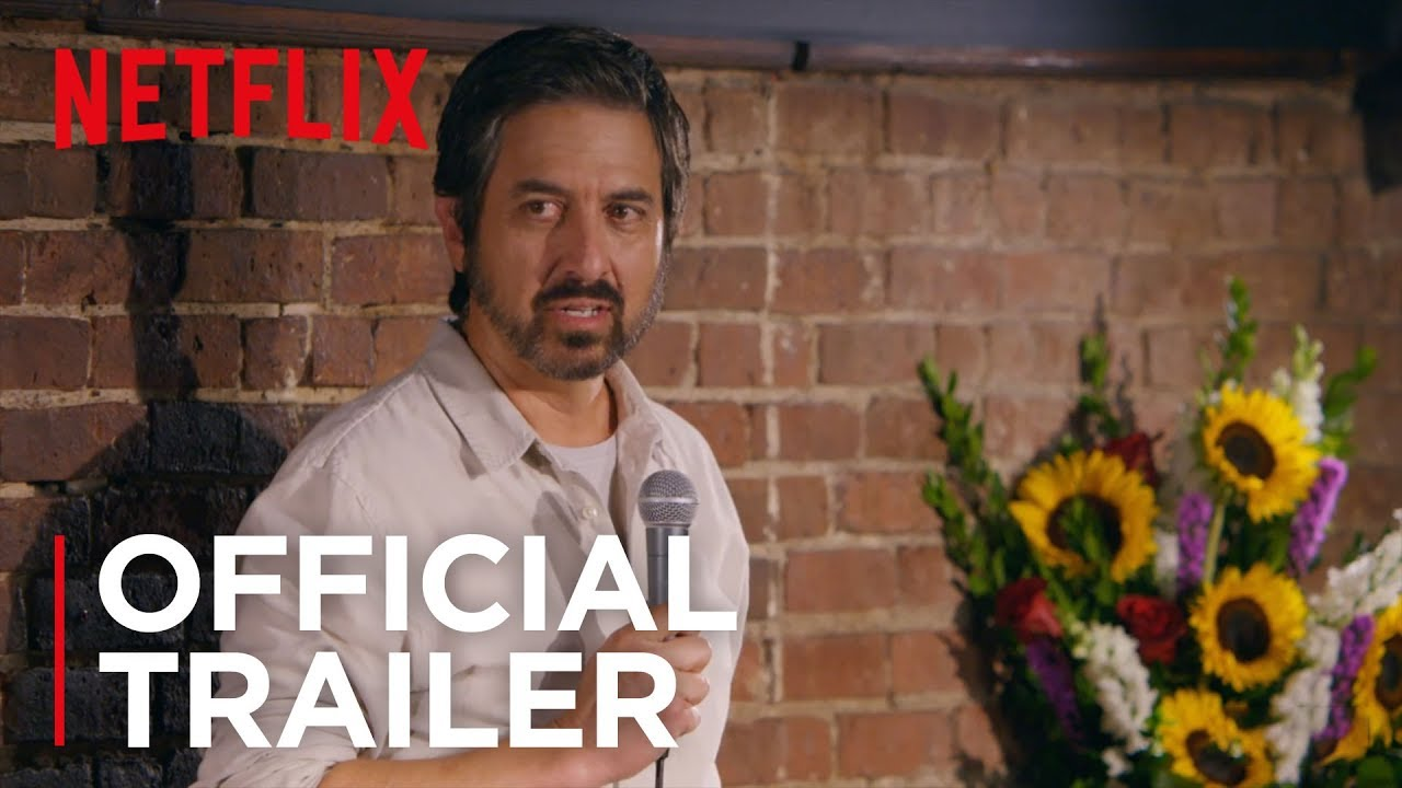 Image result for Ray Romano: Right Here, Around the Corner (Netflix original)
