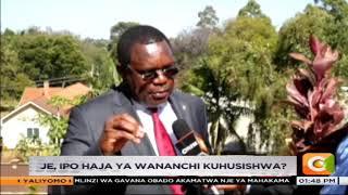 Swala la afya Kaunti ya Uasin Gishu huku Seneti ikizuru kaunti hiyo #SemaNaCitizen