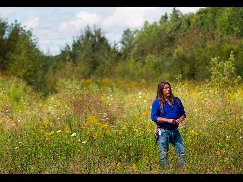 Kanesatake Mohawk Grand Chief Serge Simon opposes pipeline