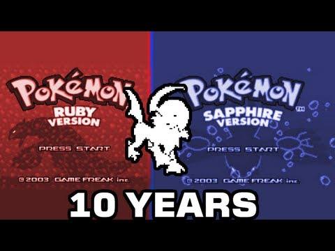 198 - Pokemon Ruby 10th Anniversary! Absol Solo Run Documentary