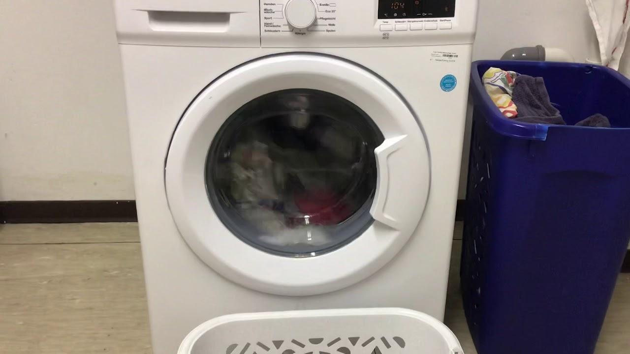 Luxor Waschmaschine Kundendienst