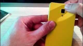 Две бракованые крышки для Xiaomi Red Rice (Смотри описание!)(, 2014-02-04T20:08:54.000Z)