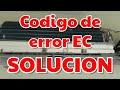 Codigo de error EC en Aire acondicionado 🛑 ¿Que significa ...