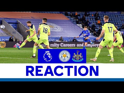 'Pick Ourselves Up' - Marc Albrighton | Leicester City 1 Crystal Palace 4 | 2020/21