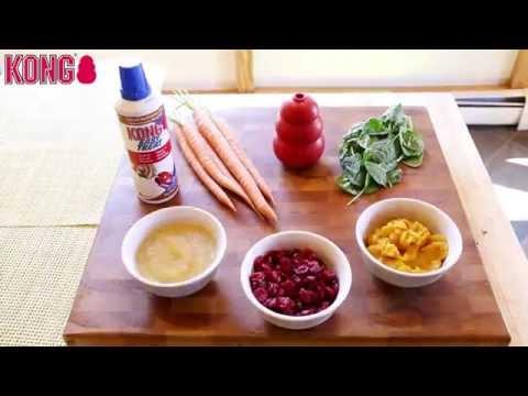 KONG Recipe: Fido's Farmhouse Feast