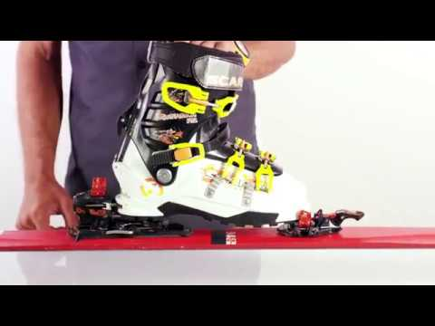 What Is Forward Pressure? Alpine Touring Binding Tech Tips