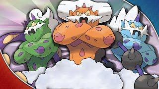 How to Get | Landorus Thunderus & Tornadus - Pokemon Omega Ruby and Alpha Sapphire