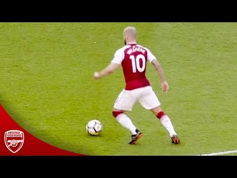 The Brilliance of Jack Wilshere 2018