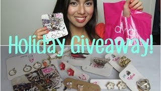 Holiday Giveaway!! (closed) | Abigaileve151 Thumbnail