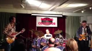 Son of Cream (Kofi Baker & Malcolm Bruce) live at the Recor