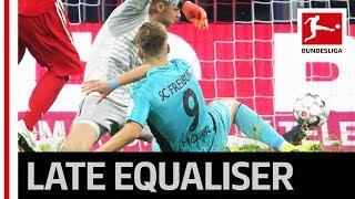 Late Goal Shocks Bayern and Neuer