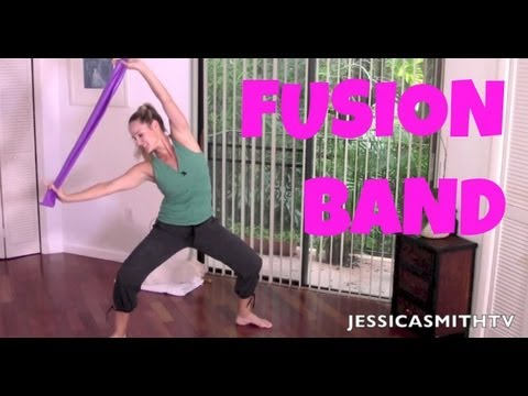 Full Length 40-Minute Strength and Cardio Workout: Fusion Band