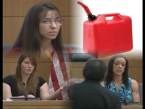 Jodi Arias' Lies About Gas Cans Exposed -- Walmart & Tesoro Witnesses Testify & Contradict Her Story