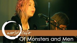 "Of Monsters and Men - ""Silhouettes"" - (Live for World Cafe)"