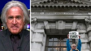 Bob Massi on Trump's criticisms of circuit court judges