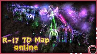 Kanes Wrath R 17 TD Map Online With C C Online Plus 3 Teammates