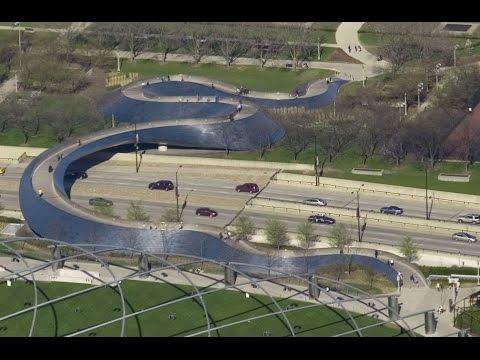 Millennium Park Chicago in Illinois, USA | Millennium Park Compilation Travel Videos Guide