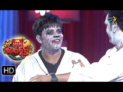 Extra Jabardasth - Sudigaali Sudheer Performance - 12th February 2016 - ఎక్స్ ట్రా జబర్దస్త్