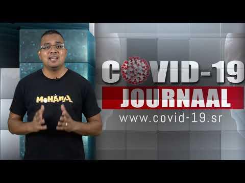 Het COVID 19 Journaal Aflevering 119 08 Januari
